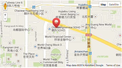 Beijing office location.