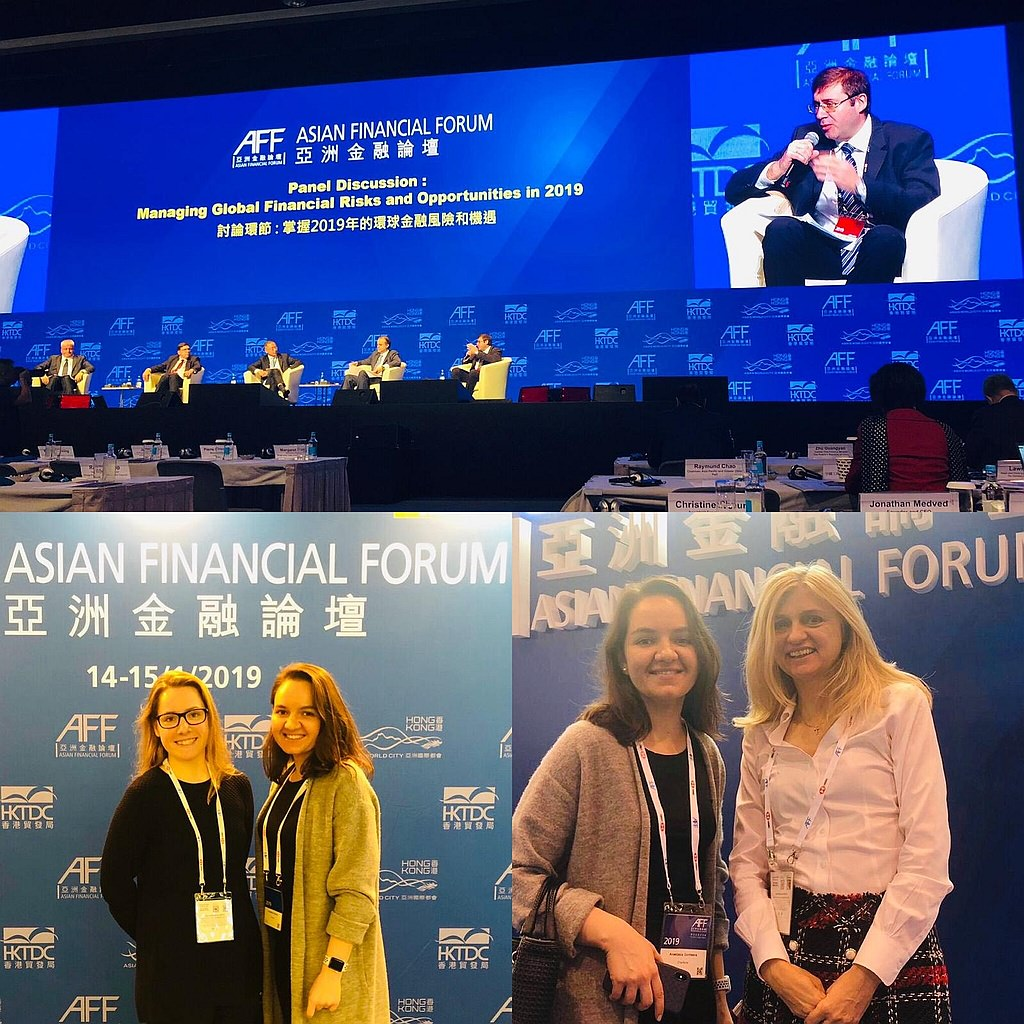 Asian Financial Forum 2019