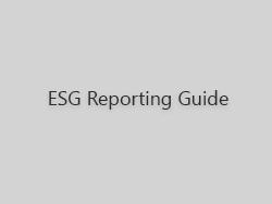 ESG reporting guide