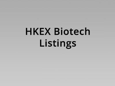HKEX Biotech Listings